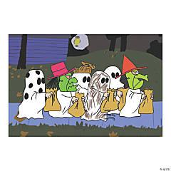 Peanuts® Backdrop Banner Halloween Décor