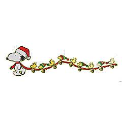 Peanuts® Christmas Garland