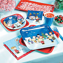 Peanuts® Christmas Party Supplies
