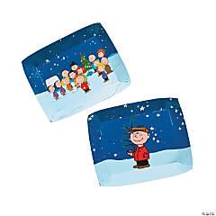 Peanuts® Christmas Trays