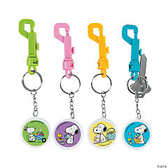 Peanuts® Easter Backpack Clip Keychains