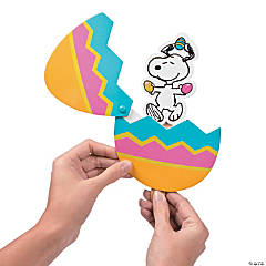 Peanuts® Easter Egg Pop-Up Craft Kit