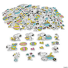 Peanuts® Easter Self-Adhesive Shapes