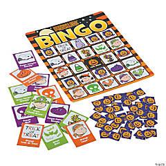 Peanuts® Halloween Bingo Game