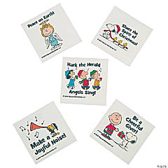 Peanuts® Inspirational Christmas Tattoos