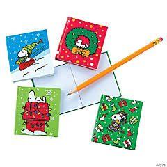 Peanuts® Little Holiday Notebooks