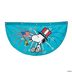 Peanuts® Patriotic Bunting