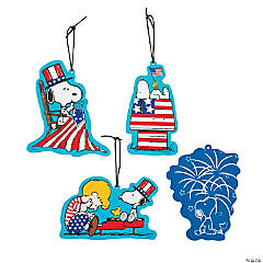 Peanuts® Patriotic Magic Color Scratch