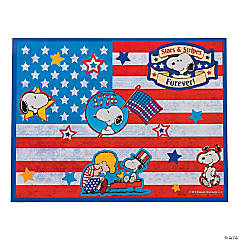 Peanuts® Patriotic Sticker Scenes