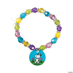 Peanuts® Spring Beaded Bracelet Craft Kit
