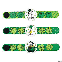 Peanuts® St. Patrick's Day Bracelet Craft Kit