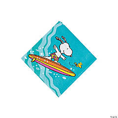 Peanuts® Summer Beverage Napkins