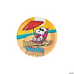 Peanuts® Summer Dessert Plates