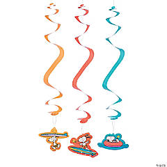 Peanuts® Summer Hanging Swirls
