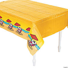 Peanuts® Summer Tablecloth