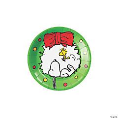 Peanuts<sup>®</sup> Christmas Dessert Plates - 8 Ct.