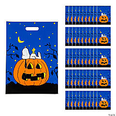 Peanuts<sup>®</sup> Halloween Trick-Or-Treat Goody Bags