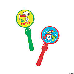 Peanuts® Christmas Hand Clappers