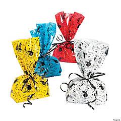 Peanuts® Graduation Cellophane Bags