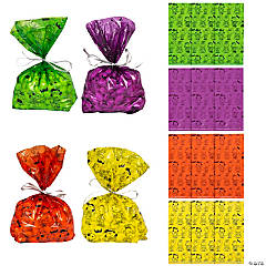 Peanuts® Halloween Cellophane Bags