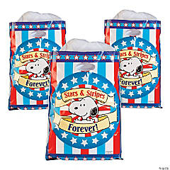 Peanuts® Patriotic Goody Bags