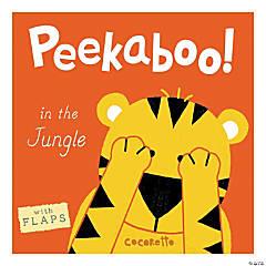 Peekaboo! In the Jungle! - Board Book, Qty 3