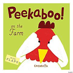 Peekaboo! On the Farm! - Board Book, Qty 3