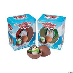 Peekaboo Penguin™ Chocolate Eggs