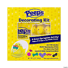 PEEPS® Marshmallow Chicks Decorating Kit