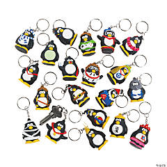 Penguin Keychain Collectables