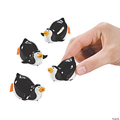 Penguin Pull-Back Toys