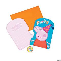 Peppa Pig™ Invitations