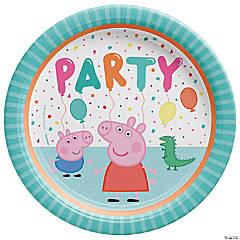 Peppa Pig™ Paper Dinner Plates - 8 Ct.