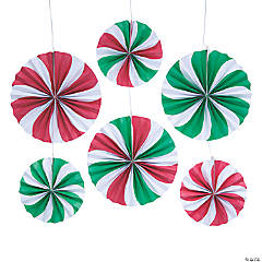 Peppermint Hanging Fans