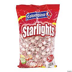 Peppermint Starlight Mints, 5 lb