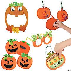 Perfect Pumpkins Craft Kit Assortment