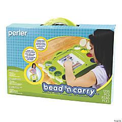 PERLER-Bead 'N Carry Fused Bead Kit