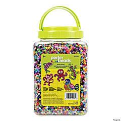 Perler Beads Jar- 22,000 pieces