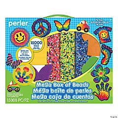Perler Mega Fused Bead Kit-Tie Dye