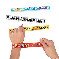 Personalities Slap Bracelets