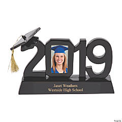 Personalized 2019 Graduation Picture Frame