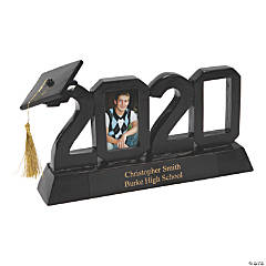 Personalized 2020 Graduation Picture Frame