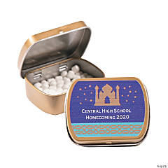 Personalized Arabian Nights Mint Tins