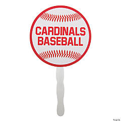 Personalized Baseball Team Spirit Hand Fans