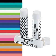 Personalized Chevron Lip Covers