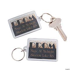 Personalized Keychains, Custom Keychains, Engraved Keychains