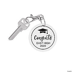 Personalized Graduation Keychains