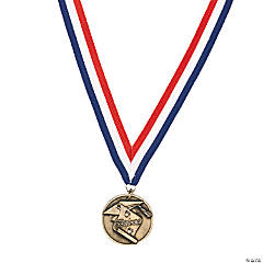 Personalized Graduation Medal