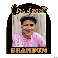 Personalized Graduation Tabletop Stand-Up