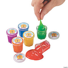 Personalized He Lives Mini Slime Assortment